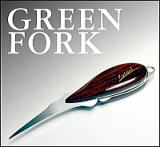 original green fork